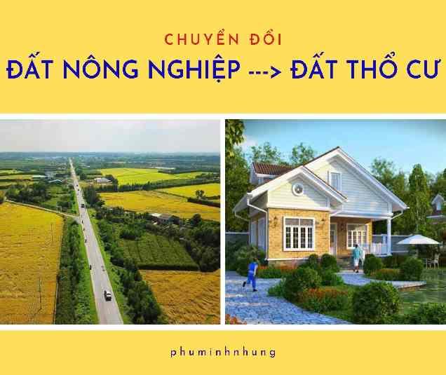 chuyen dat nong nghiep sang dat tho cu