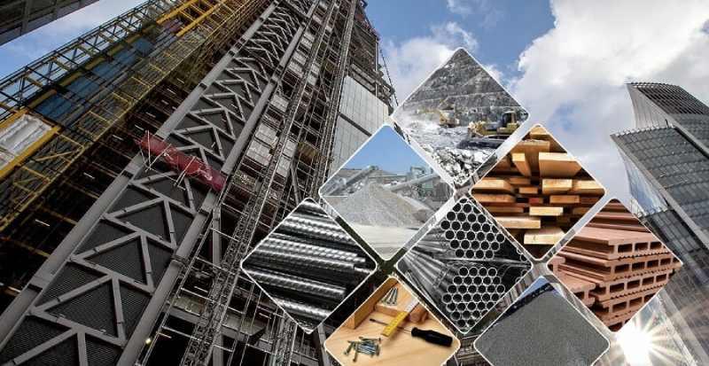 các vật liệu xây dựng khác cũng đua nhau tăng giá