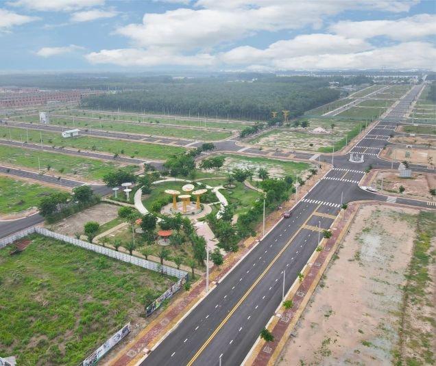 bất động sản Bàu Bàng