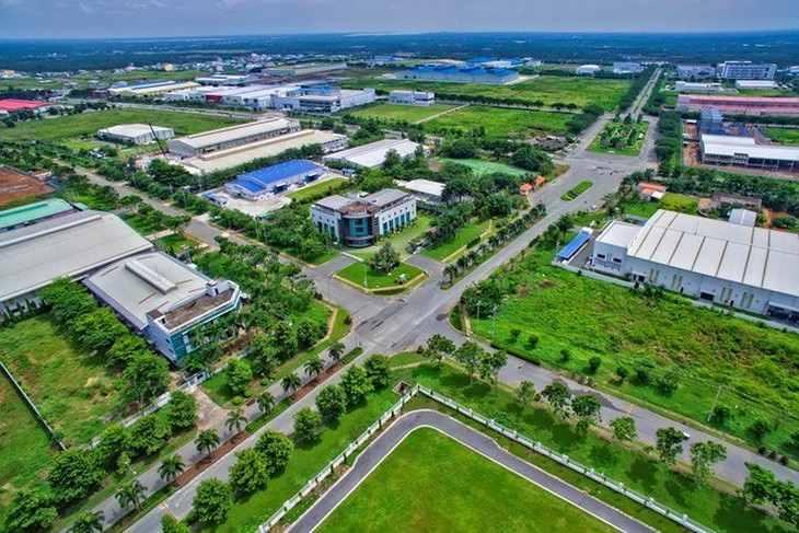 Phát triển bất động sản công nghiệp